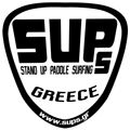 Stand Up Paddle Greece