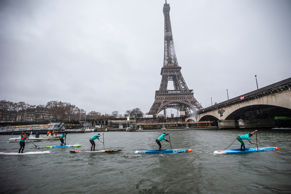 Nautic Paris SUP Crossing 2019