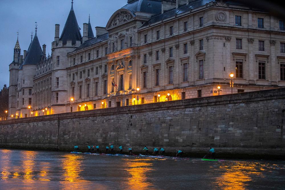 Paris SUP Crossing
